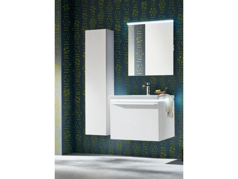 Arredamento bagno mobile compab ga205 in offerta outlet for Arredo bagno outlet