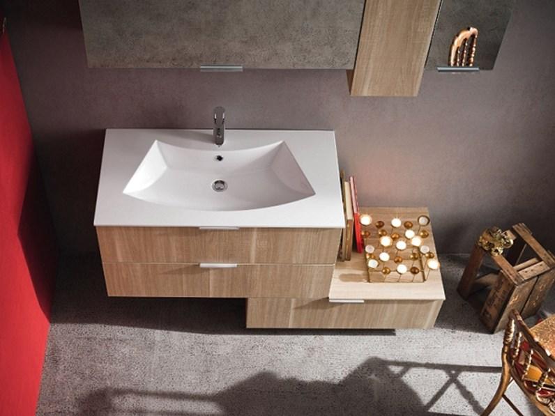 Arredamento bagno: mobile Compab Ga207 a prezzo Outlet - Arredo ...