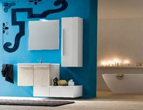 Arredamento bagno: mobile Compab Quadro a prezzo scontato