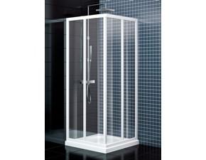 Arredamento bagno: mobile Euro bagno Doccia ante scorrevoli 90x90 con forte sconto