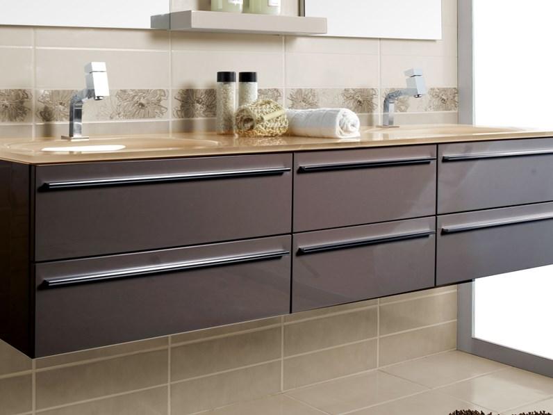 Arredamento bagno mobile euro bagno mobile doppio top for Mobile bagno lago prezzo