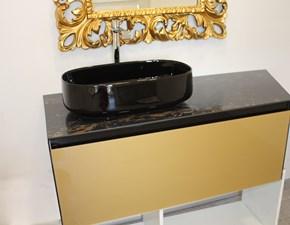 Arredamento bagno: mobile Euro bagno Reflex oro a prezzo scontato