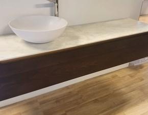 Arredamento bagno: mobile Falper Edge wood con forte sconto