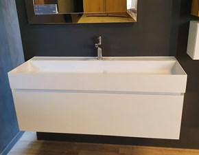 Arredamento bagno: mobile Falper Quattro.zero con forte sconto