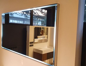 Arredamento bagno: mobile Falper Specchio con illuminazione con forte sconto