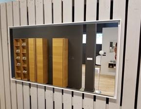 Arredamento bagno: mobile Falper Specchio shape a prezzo scontato