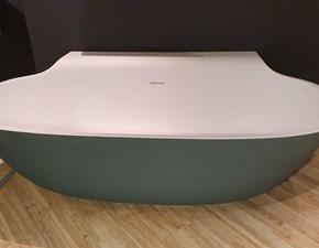 Arredamento bagno: mobile Falper Vasca scoop a prezzo Outlet
