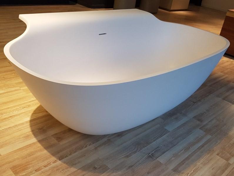 Arredamento bagno mobile falper vasca scoop con forte sconto for Arredo bagno vasca