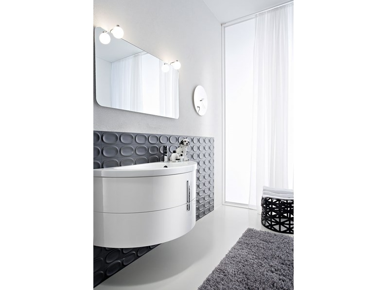 Arredamento bagno: mobile idea group moon in offerta outlet