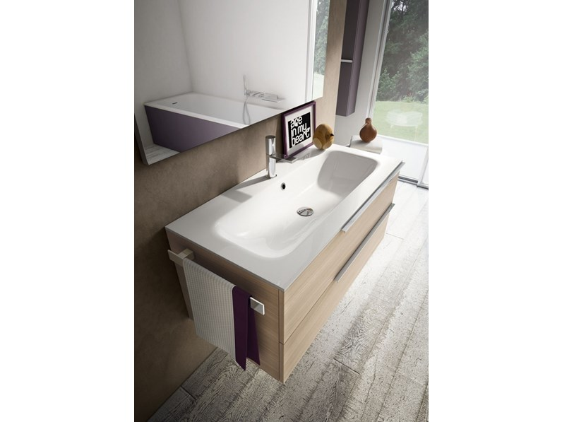 Arredamento bagno mobile idea group my time in offerta outlet for Arredo bagno outlet on line