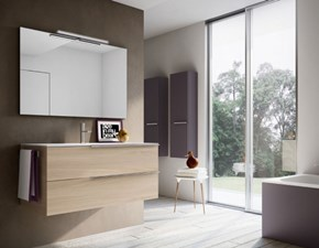 Arredamento bagno: mobile Idea group My time in Offerta Outlet