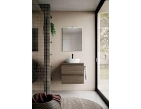 Arredamento bagno: mobile Ideal bagni System a prezzo scontato