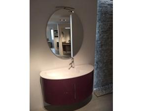 Arredamento bagno: mobile Kios Oval  con forte sconto