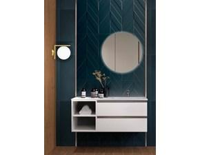 Arredamento bagno: mobile Md work Vi 125mp a prezzi outlet