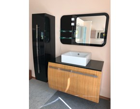 Arredamento bagno: mobile Nov-bagni Teak con forte sconto
