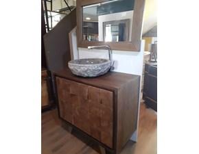 Arredamento bagno: mobile Nuovi mondi cucine Mobile bagno design   in legno massello in offerta   a prezzi convenienti