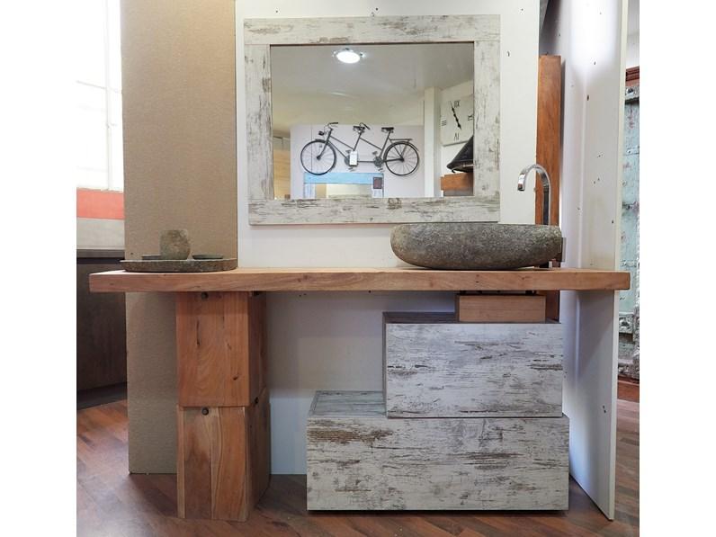Arredamento bagno mobile nuovi mondi cucine mobile bagno - Arredo bagno in offerta ...