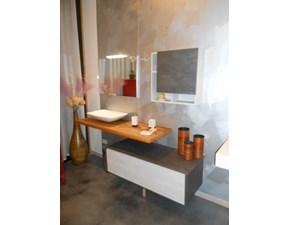 Arredamento bagno: mobile Punto tre Cornici a prezzo Outlet