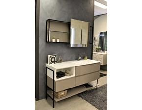 Arredamento bagno: mobile Punto tre Time con forte sconto