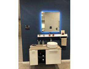 Arredamento bagno: mobile Scavolini Aquo a prezzo Outlet