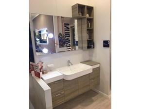 Arredamento bagno: mobile Scavolini bathrooms Acquo a prezzo scontato