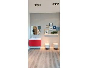 Arredamento bagno: mobile Scavolini bathrooms Aquo a prezzi outlet