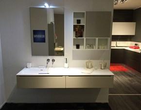 Arredamento bagno: mobile Scavolini bathrooms Idro con forte sconto
