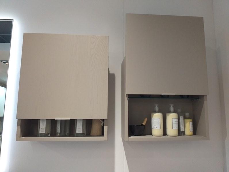 Arredamento bagno mobile scavolini rivo a prezzo outlet for Arredo bagno a poco prezzo