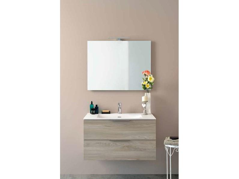 Arredamento bagno mobile v nice bl1 a prezzo scontato - Nice arredo bagno ...