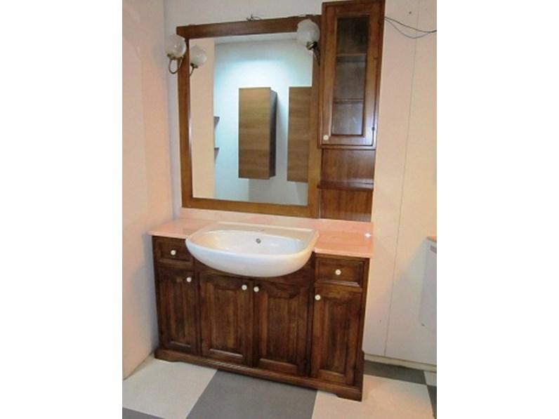 Arredi bagno bagno mod borgo antico arte povera scontato for Mobili bagno classici offerte