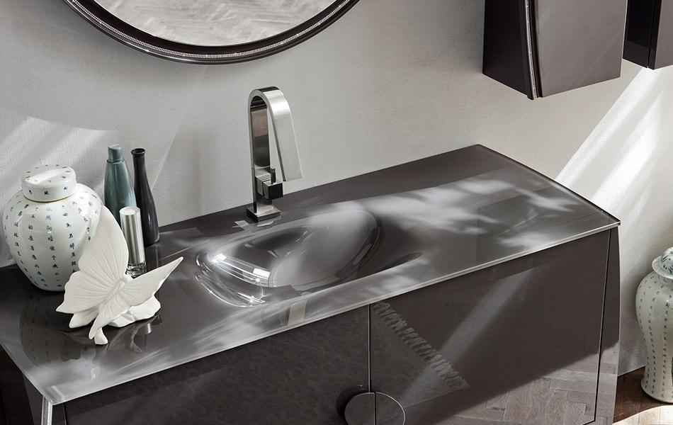 Arredo bagno Ardeco modello Glamour - Arredo bagno a prezzi scontati