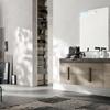 Occasione composizione bagno con top in ecomalta scontata del 50 arredo bagno a prezzi scontati - Bagno 122 riccione ...