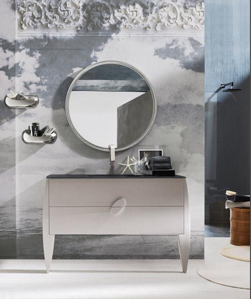 Arredo bagno Ardeco moderno modello Glamour - Arredo bagno a prezzi ...