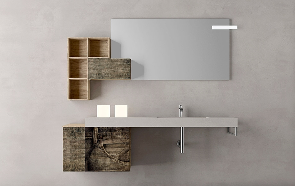 Arredo bagno ardeco moderno modello vintage arredo bagno - Ardeco specchi bagno ...