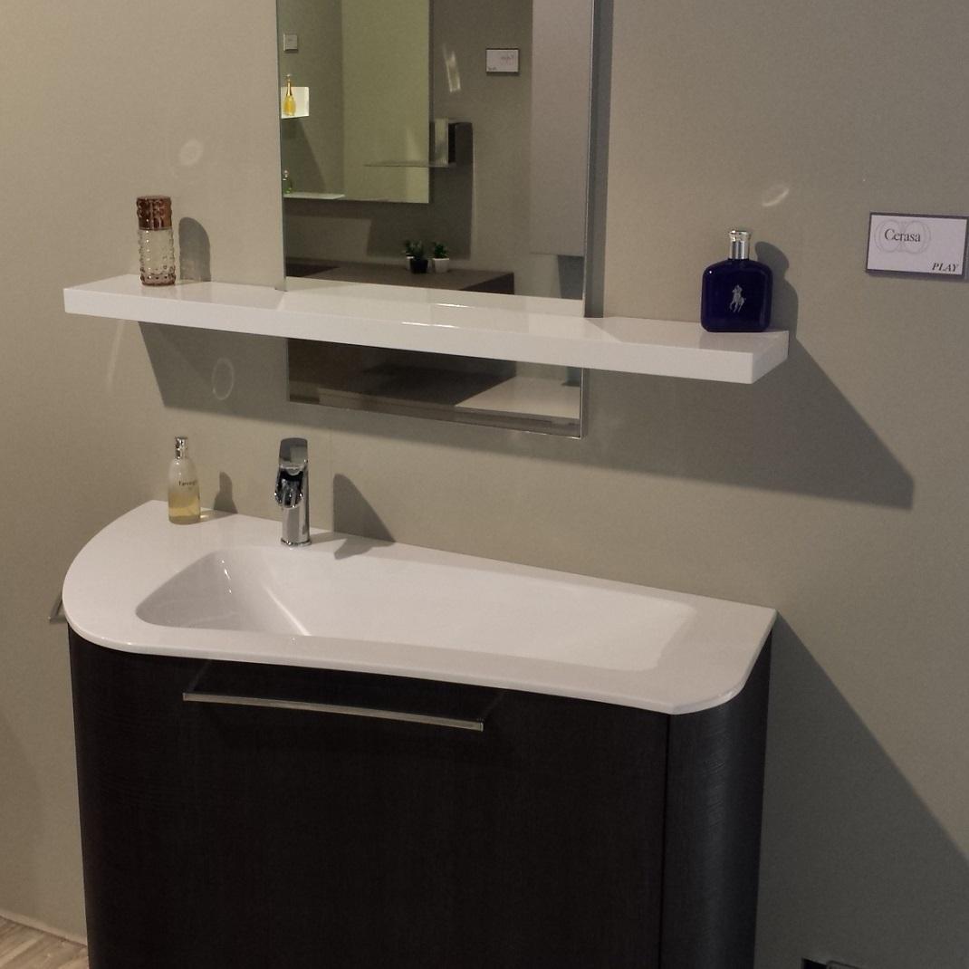 Mobili bagno rinnovo esposizione idee di design per la casa for Mobili scontati
