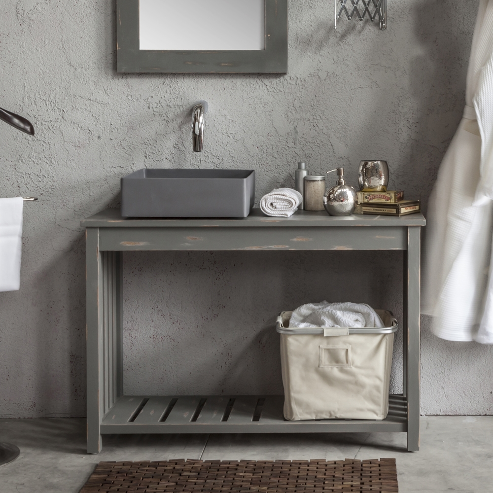 Foto mobili bagno rustici : foto arredamento case moderne. foto ...
