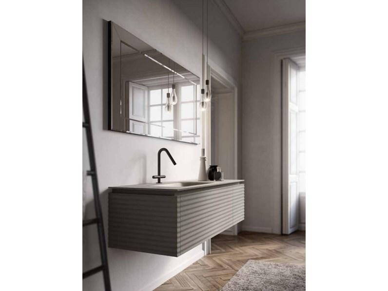 Arredo bagno idea group mobile specchio modello for Mobile bagno p 35