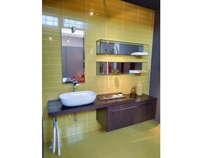 Arredo bagno in wengè Idea group: mobile da bagno A PREZZI OUTLET