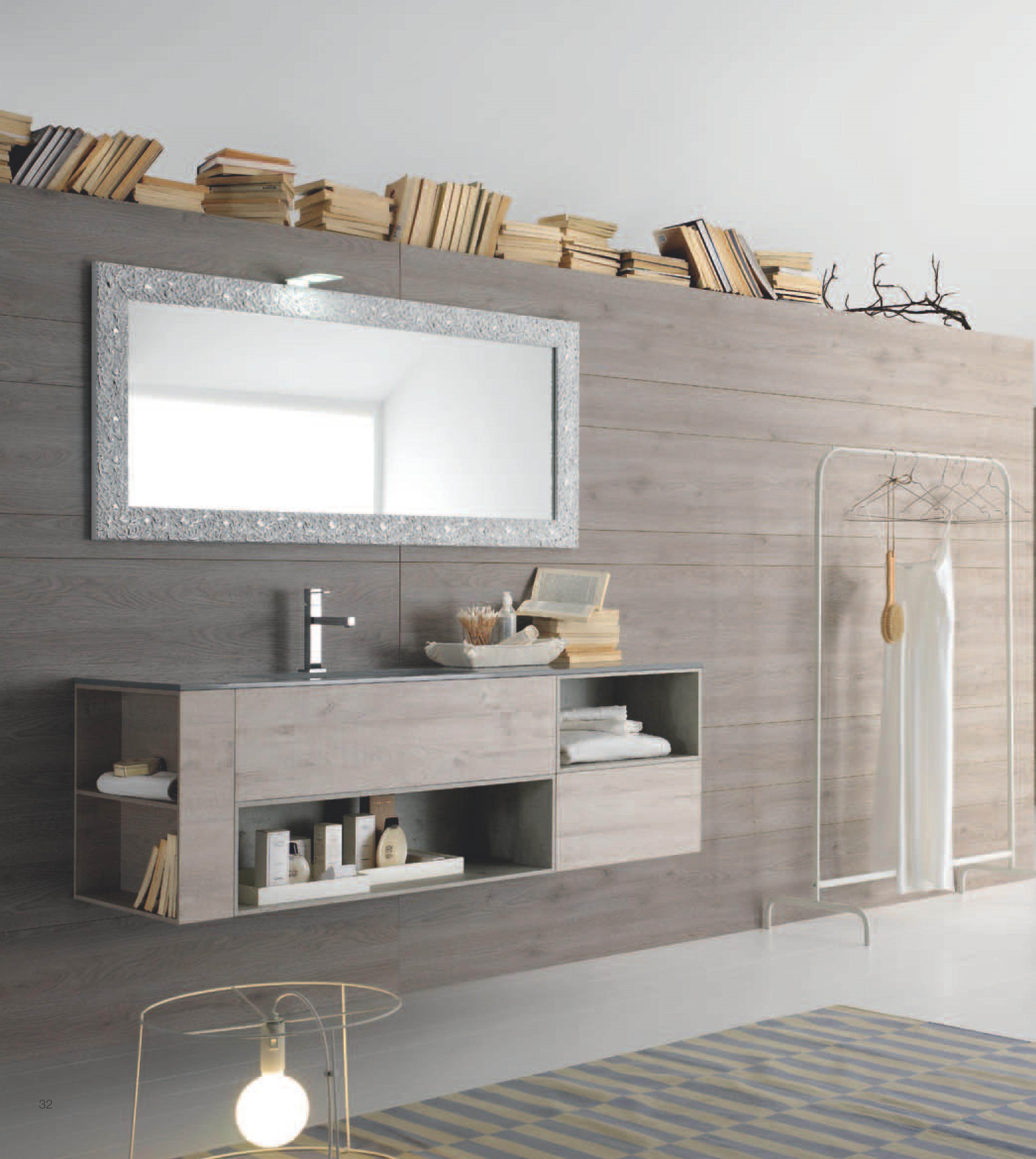 Mobili bagno rovere stunning mobile bagno linda with for Mobili design online scontati