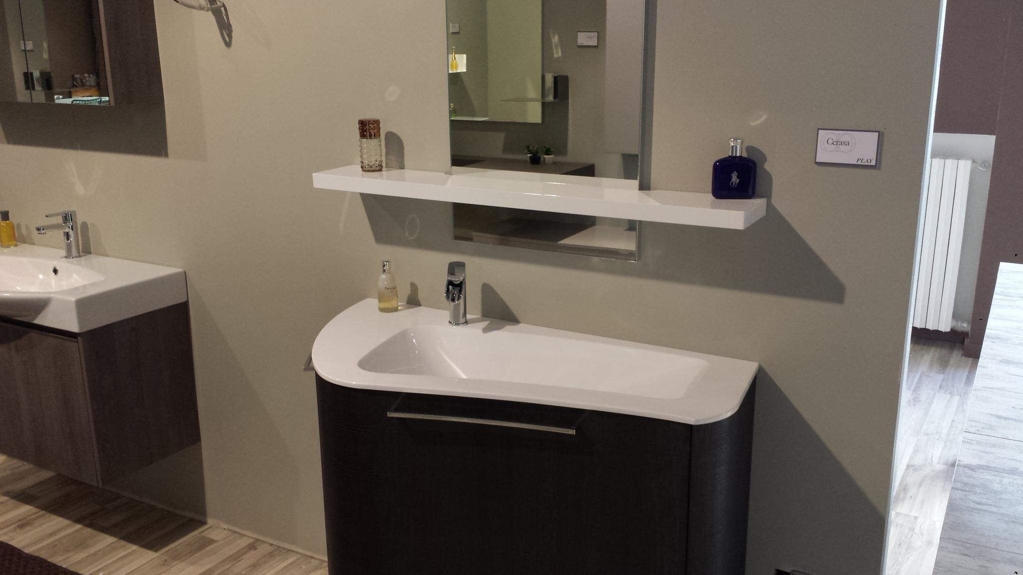 Porta scorrevole interno muro for Mobile angolare bagno