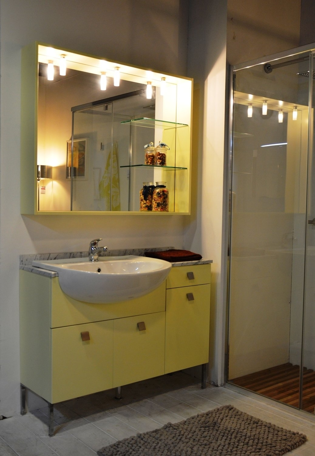 Beautiful Punto Tre Arredo Bagno Contemporary - Skilifts.us ...