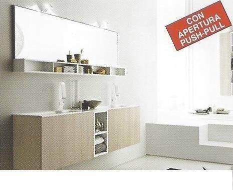 Bagni moderni inka 23 rovere arredo bagno a prezzi scontati for Bagni arredo prezzi