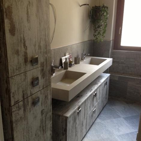 Bagno anticato arredo bagno a prezzi scontati for Arredo bagno torino outlet