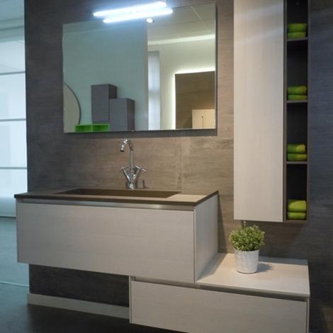 Bagno arbi moderno sospeso sconto outlet 42 arredo - Outlet arredo bagno ...