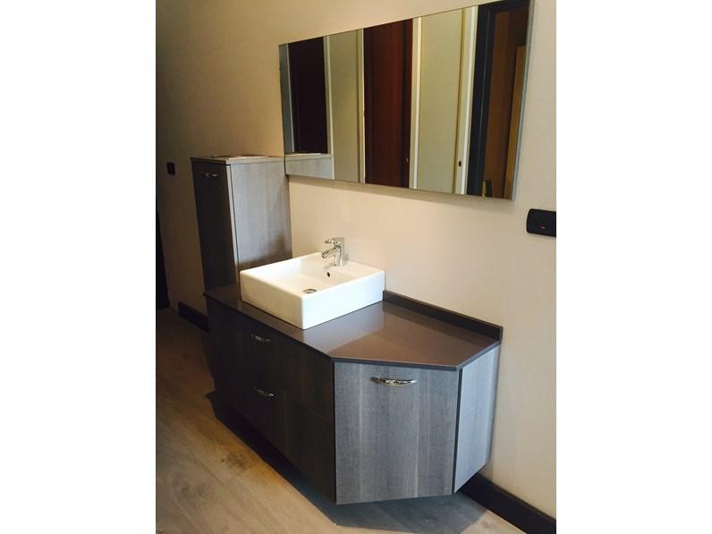 Bagno area arredamenti in laminato materico king old con for Arredamenti da bagno