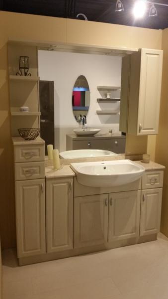 Arredo bagno prezzi scontati great mobile bagno con for Mobili bagno outlet