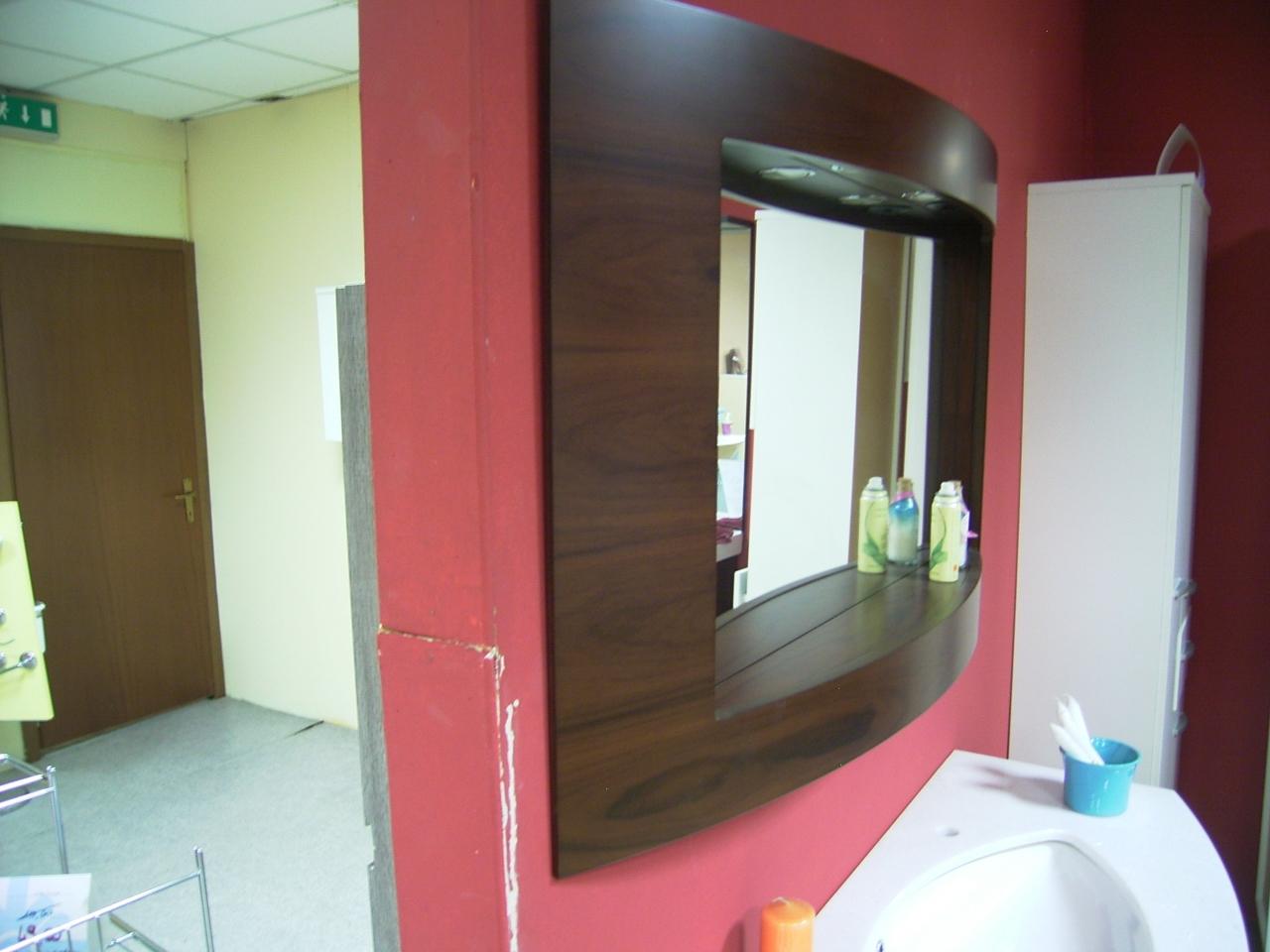 Bagno compab in legno arredo bagno a prezzi scontati - Arredo bagno in legno ...