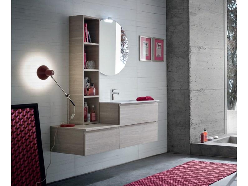 Bagno compab linea b go modello bg26 arredo bagno a for Dimensione casa arredamenti