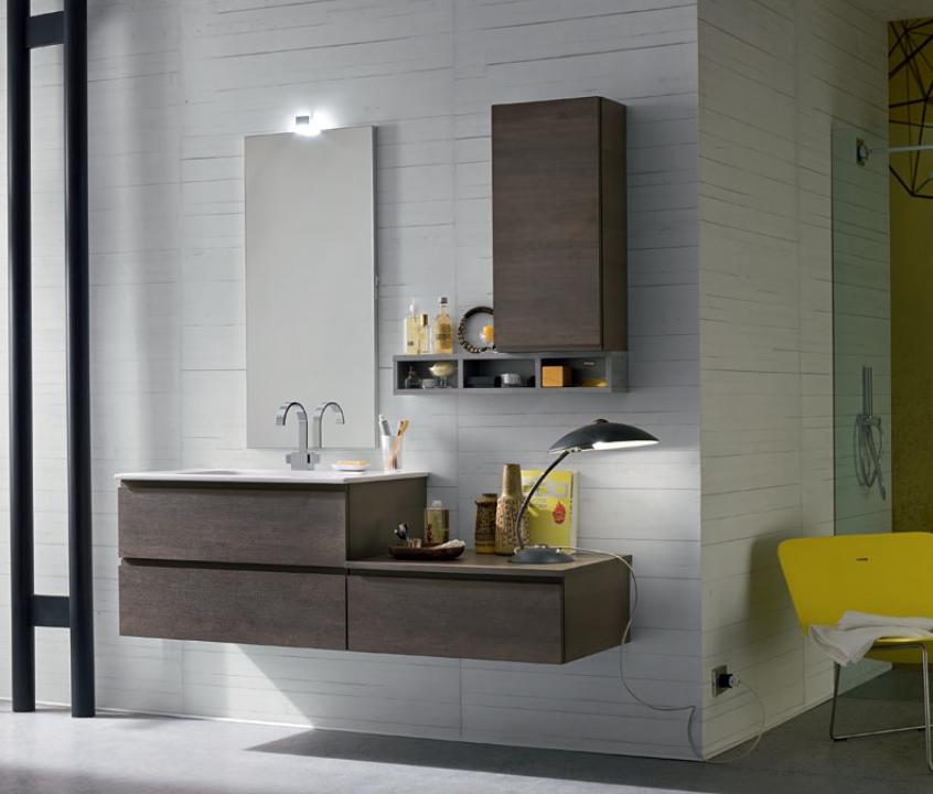 Mobili bagno profondit 40 design casa creativa e mobili for Mobili bagno on line scontati