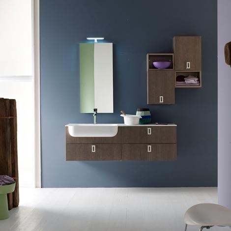 Modelli di bagni completi esempio di una stanza da bagno - Arredo completo ikea ...